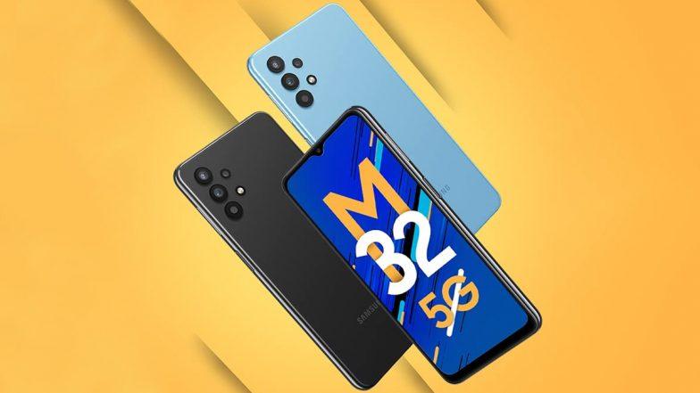Ponsel Samsung Galaxy M32 5G
