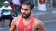 KT Irfan, Rahul Rohila and Sandep Kumar at Tokyo Olympics 2020, Athletics Live Streaming Online: Know TV Channel & Telecast Details for Men's 20km Race Walk Coverage