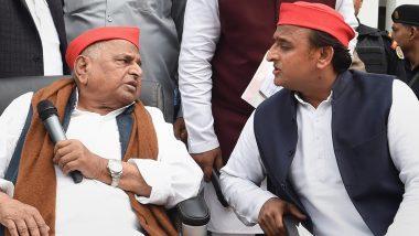 Chitrakoot: Man Booked for Making Objectionable Remarks Against Mulayam Singh Yadav and Akhilesh Yadav on Social Media