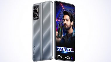 Tecno Pova 2 Now Available for Online Sale via Amazon India, Check Offers Here
