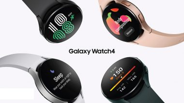 Samsung Galaxy Watch4, Galaxy Watch4 Classic & Galaxy Buds2 Launched in India; Check Prices, Features & Specifications