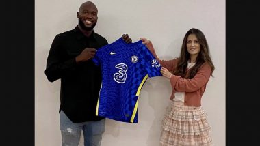 Will Romelu Lukaku Play Tonight In Chelsea vs Crystal Palace Premier League 2021-22 Clash? Here's the Possibility of the Star Footballer Making his Season Debut for the Blues