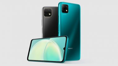 Huawei Nova Y60 Smartphone With Helio P35 SoC Launched; Prices, Features & Specifications