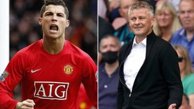 Ole Gunnar Solskjaer Slams Cristiano Ronaldo for Possible Move at Manchester City, Questions CR7's Loyalty!