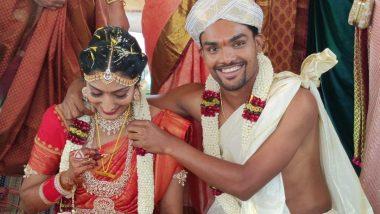 Sandeep Sharma, SRH Bowler, Marries Tasha Sathwick, Suresh Raina Congratulates Newlyweds