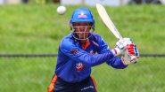 Smit Patel, Former India U-19 Star Slams an Unbeaten Knock of 99 Runs on Captaincy Debut During Manhattan Yorkers vs Orlando Galaxy, Minor League Cricket USA 2021