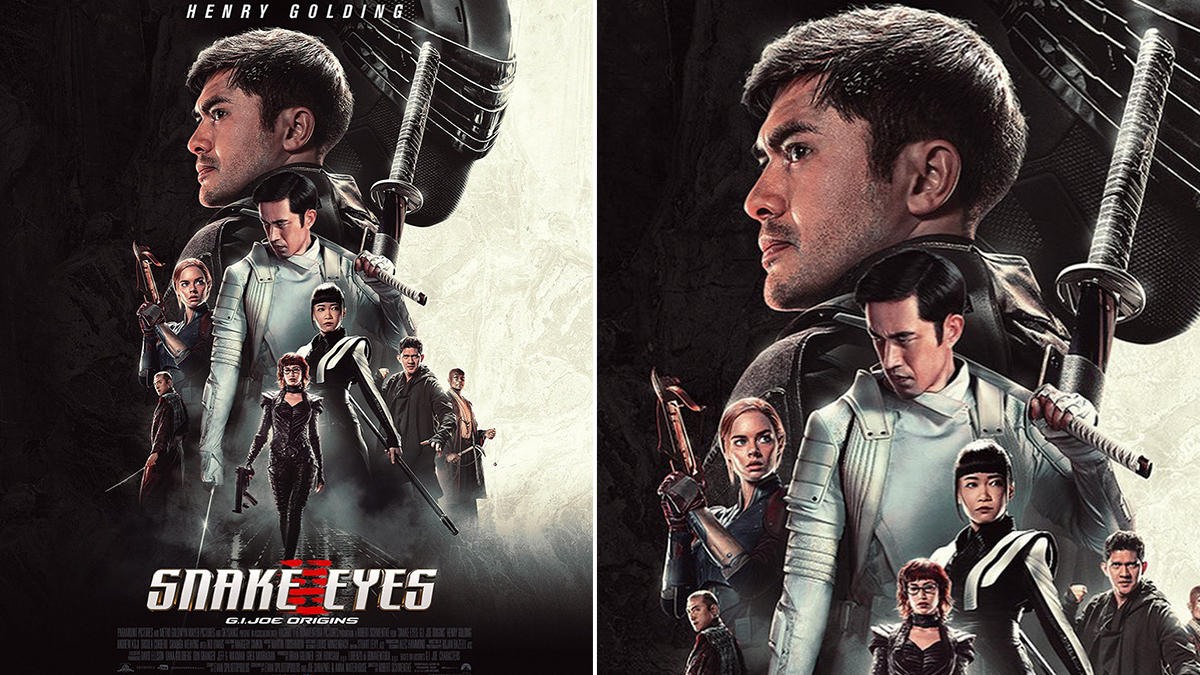 Snake Eyes G I Joe Origins Full Movie In Hd Leaked On Torrent Sites Henry Golding And Samara Weaving S Movie Falls Prey To Piracy Latestly