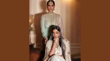 Sonam Kapoor Shares a Picture With Newly Married Rhea Kapoor, Says She Is Honoured To Be Her Sister