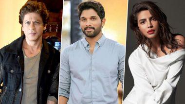 Shah Rukh Khan Is the Most In-Demand Actor Worldwide As Per a Talent Agency Study, Followed by Allu Arjun, Priyanka Chopra Jonas – See Full List