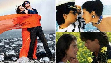 On Kajol's birthday, let us tell you about the actress' movies with SRK and box office numbers