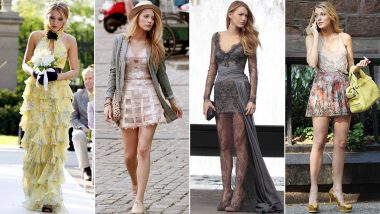 Blake Lively Birthday: 10 of Her Best Fashion Moments as Serena van der Woodsen From 'Gossip Girl' (View Pics)