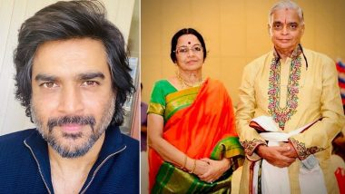 Ranganathan Madhavan Pens a Heartfelt Note on His Father's 80th Birthday, Says 'I Pray Always to Reborn As Your Son' (View Post)