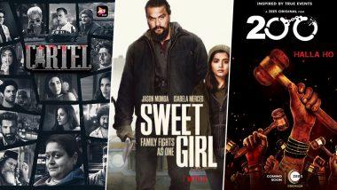OTT Releases of The Week: Divya Agarwal's Cartel on ALTBalaji & MX Player, Isabela Merced's Sweet Girl on Netflix, Saloni Batra's 200 Halla Ho on ZEE5 and More