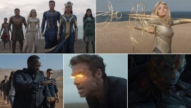 Eternals: Angelina Jolie, Kit Harington, Don Lee's Marvel Movie to Arrive This Diwali, Slated to Release on November 5