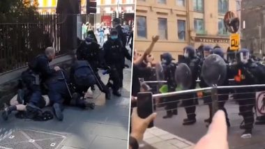 Australia: 250 People Arrested for Protesting Against COVID-19 Lockdowns in the Country
