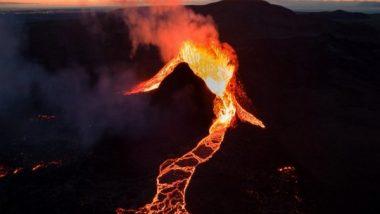Volcano Erupts on Spain's Atlantic Ocean Island of La Palma; Lava Destroys Some Homes