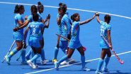 How to Watch India vs Great Britain Women's Hockey, Tokyo Olympics 2020 Live Streaming Online: Know TV Channel and Telecast Details for IND vs GRB Bronze Match