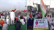 Bharat Bandh Highlights: Samyukta Kisan Morcha Calls Response 'Historic'; Traffic Movement in Delhi, 25 Trains Affected