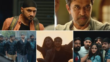 Friendship Trailer: Harbhajan Singh, Losliya Mariyanesan's Tamil Movie Is About Friends Who Fight for Justice and Stay United (Watch Video)
