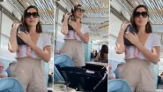 Gal Gadot Cradles Her Little Munchkin in Her Arms, Calls Is a 'Please Go To Sleep Dance'