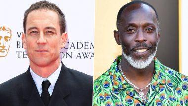 The Crown's Tobias Menzies Dedicates His Emmy Win to Late Actor Michael K Williams