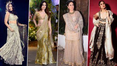 Kareena Kapoor Khan Birthday: Pics That Prove She Does Traditional Fashion Like No One Else (View Pics)