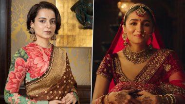 Kangana Ranaut Targets Alia Bhatt for Appearing in Controversial 'Kanyadaan' Ad, Says 'It Is an Anti-Hindu Propaganda' (View Post)
