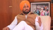 Charanjit Singh Channi Named As New Chief Minister of Punjab