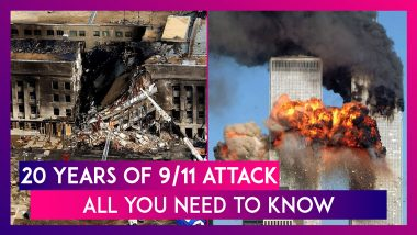 20 Years Of 9/11 Attack: All You Need To Know About The Deadly September 11 Terrorist Attacks on American Soil