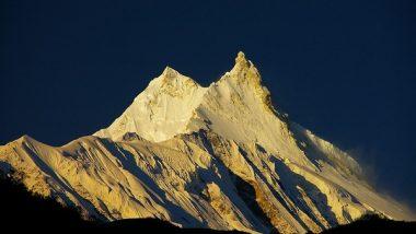 India News   Two ITBP Mountaineers Summit Nepal's Mt Manaslu, World's 8th Highest Mountain