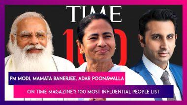 PM Modi, Mamata Banerjee, Adar Poonawalla Make It To Time Magazine's 100 Most Influential People List