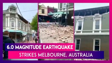 Melbourne, Australia Hit By 6.0 Magnitude Earthquake