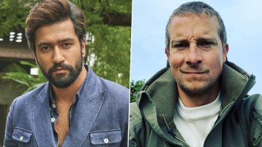 Vicky Kaushal Heads Maldives to Join Ajay Devgn for Shoot of 'Into the Wild with Bear Grylls'