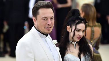 Elon Musk and Girlfriend Grimes Separate After 3 Years of Relationship