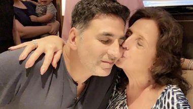 Akshay Kumar Shares an Emotional Post for His Late Mother Aruna Bhatia on His 54th Birthday, Says 'Life Goes On'