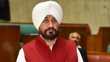 #MeToo Shadow Over Punjab CM-Designate Charanjit Singh Channi, Accused of Sending Indecent Messages to Woman IAS Officer
