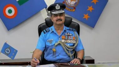 Air Marshal VR Chaudhari Appointed New IAF Chief, to Takeover From Air Chief Marshal RKS Bhadauria on October 1