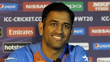 India Squad for T20 World Cup 2021: MS Dhoni Picked To Be Mentor of Virat Kohli's Side for Mega Cricket Tournament