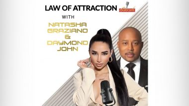 Natasha Graziano Speaks About Business and Entrepreneurship With Daymond John in Special Podcast