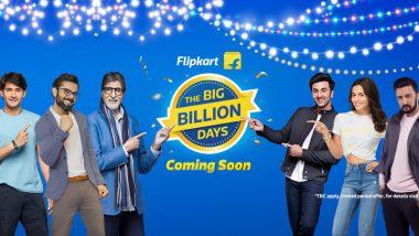 Flipkart Big Billion Days Sale 2021 To Begin Soon; Poco X3 Pro, Pixel 4a, RoG Phone 3 & Infinix Hot 10S Deals Revealed