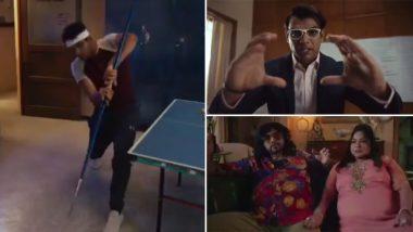 Neeraj Chopra, Tokyo Olympics 2020 Gold Medallist Seen in Multiple Avatars in Viral CRED Advertisement (Watch Video)