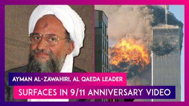 Ayman al-Zawahiri, Al Qaeda Leader Surfaces In 9/11 Anniversary Video, Hails Taliban In Afghanistan