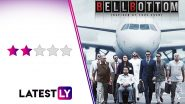 Bell Bottom Movie Review: Akshay Kumar's Screen Presence Somewhat Rescues This Middling Hostage-Crisis Thriller (LatestLY Exclusive)