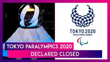 Tokyo Paralympics 2020 Declared Closed, India's Best Ever Performance Takes It To Rank 24 For Medals