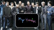 Coldplay X BTS New Song 'My Universe' Lyrical Video Is Out! Check Out the Iconic Pair's New Track for Music of the Spheres LP
