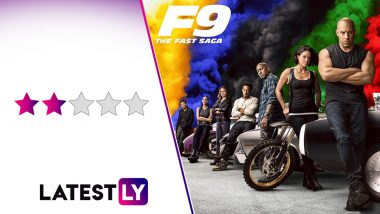 F9 - The Fast Saga Movie Review: Vin Diesel Brings His Fast & Furious 'Family' Back For the Silliest Outing of the Series! (LatestLY Exclusive)