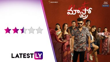 Maestro Movie Review: Nithiin, Tamannaah Bhatia's Thriller Is a Faithful Facsimile of AndhaDhun (LatestLY Exclusive)