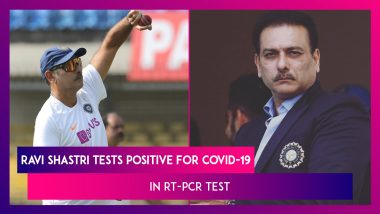 Ravi Shastri To Miss Fifth Test Against England After Positive COVID-19 Diagnosis In RT-PCR Test