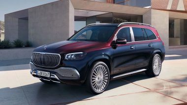 Mercedes-Maybach GLS 600 SUV: Top 5 Things To Know