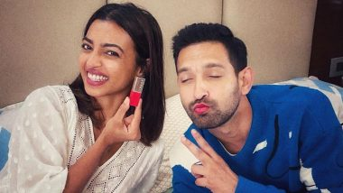 Forensic: Radhika Apte Finishes Shooting for Her Upcoming Film With Vikrant Massey, Shares a Cute Picture on Her Instagram